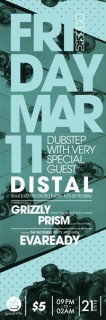 Bassic Distal Grizzly Prism Evaready