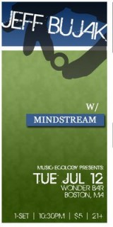 jeff bujak and mindstream music ecology